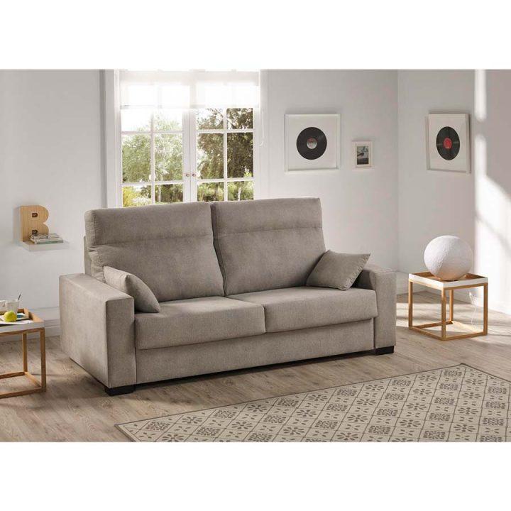 sofa cama Kenia apertura italiana colchón 12 y 16 cm