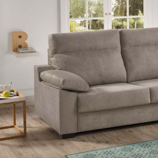 Sofa Cama Brazo Almohada