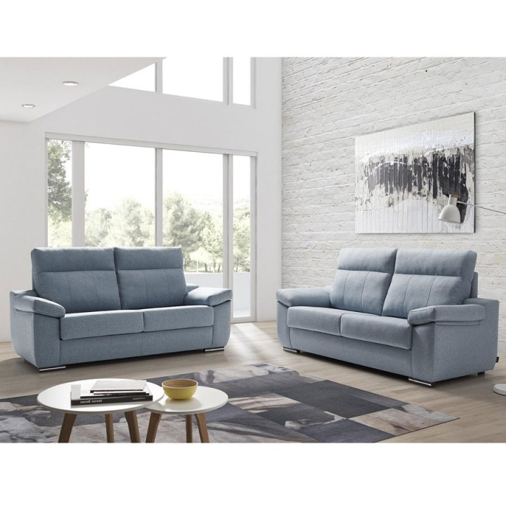 sofá 3 + 2 plazas moderno y cómodo