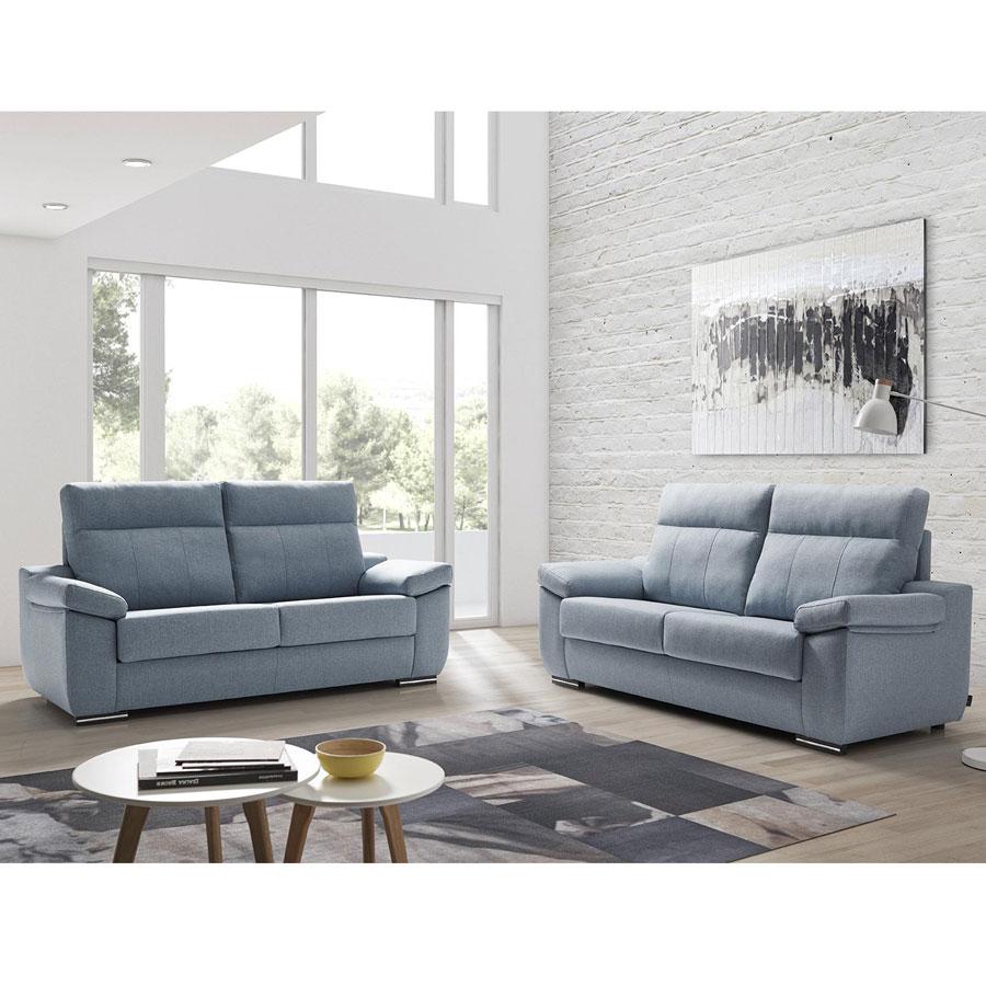 Sofa 2 Y 3 Plazas Fijo Rubi Sofaralia - Sillones-comodos-y-modernos