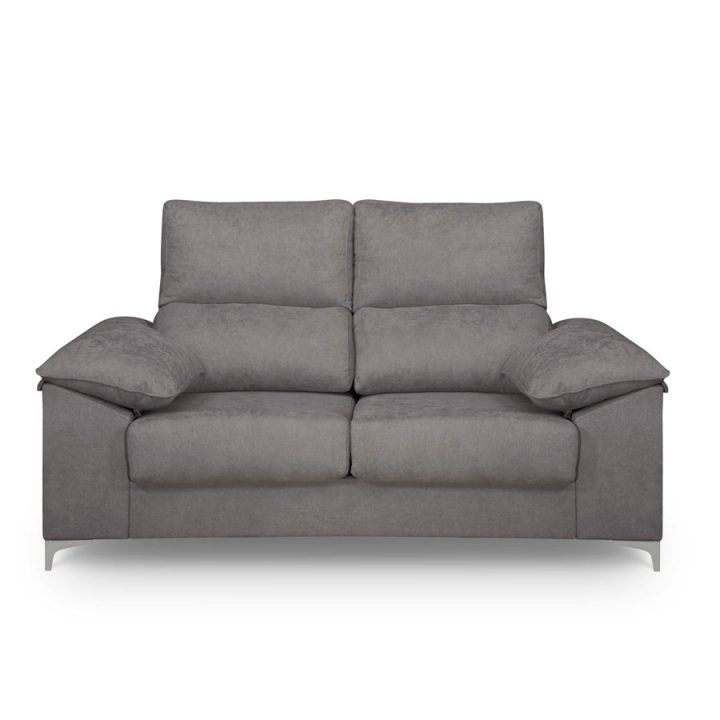 sofá 2 y 3 plazas Cosmos gris oscuro