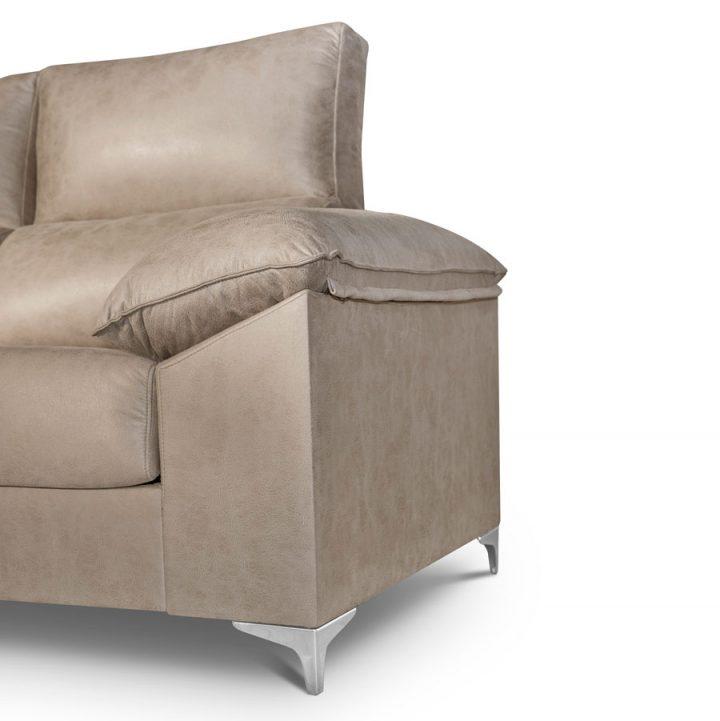 sofá 2 y 3 plazas patas altas
