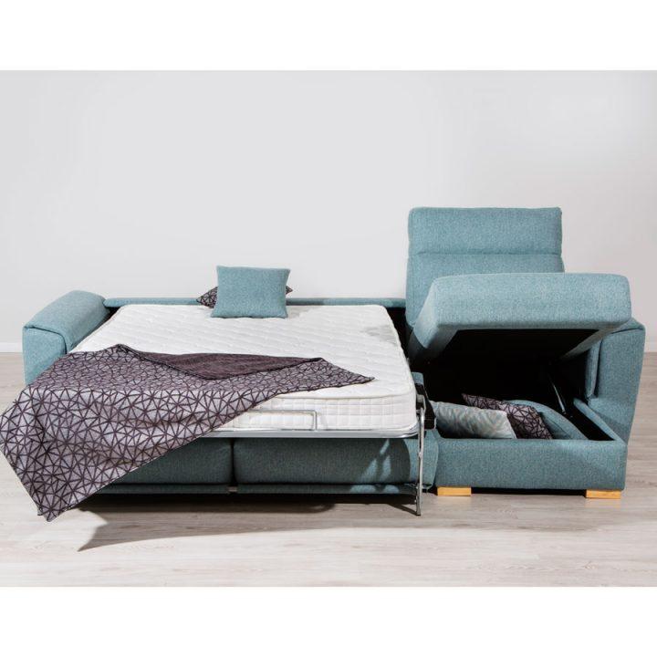 Chaiselongue cama Mikel colchon 16