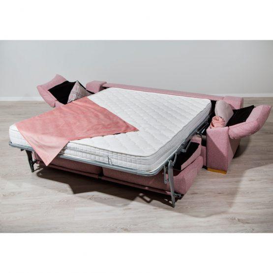 Sofá cama colchón 16 y brazo arcón