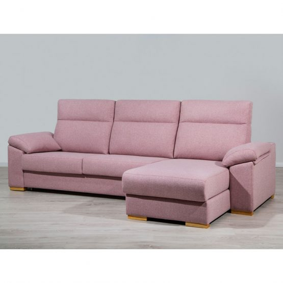 Sofá chaiselongue cama weses