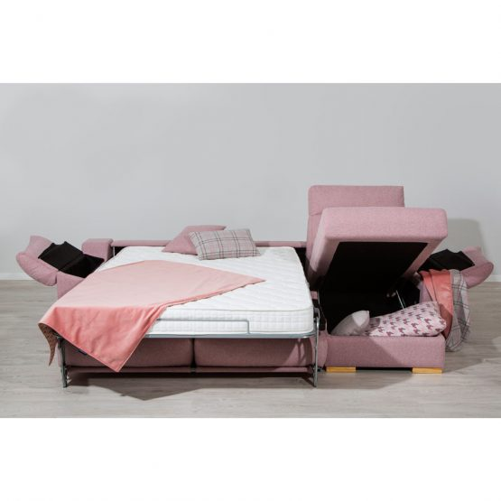 Chaiselongue cama weses