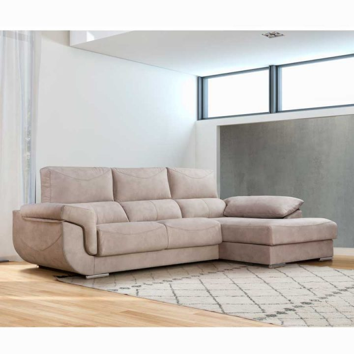 Chaiselongue exraible Monaco