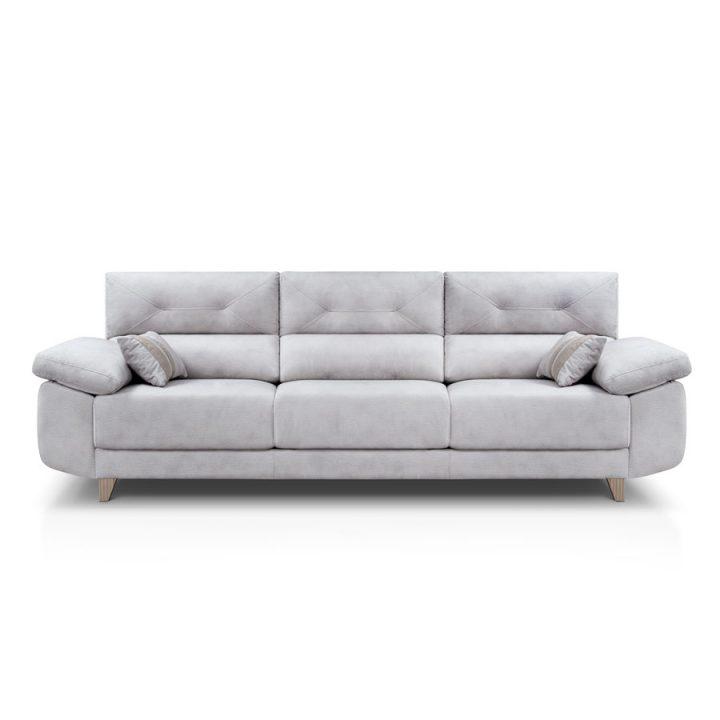 sofá lineal boris viscoelástica